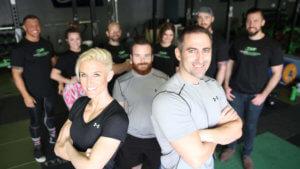 FLEXIBLE DIETING Team Photo