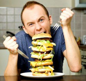 Fad diets lead to binging