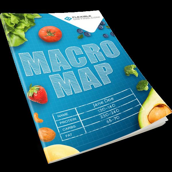 Macro Map - Flexible Dieting