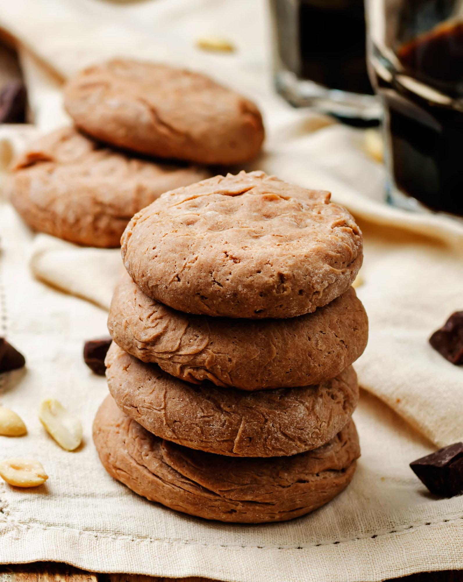 macro-friendly cookies