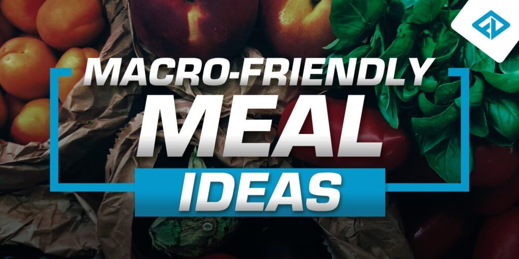 Macro Friendly Meals On Hand
