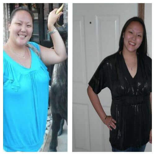 Flexible Dieting Testimonial with Kari's Results
